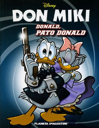 9788467455601: Don miki nº3:donald,