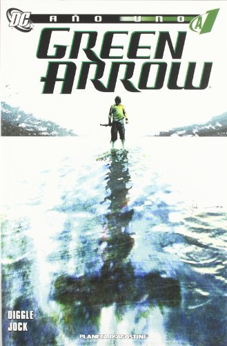 9788467456257: Green Arrow, Año uno