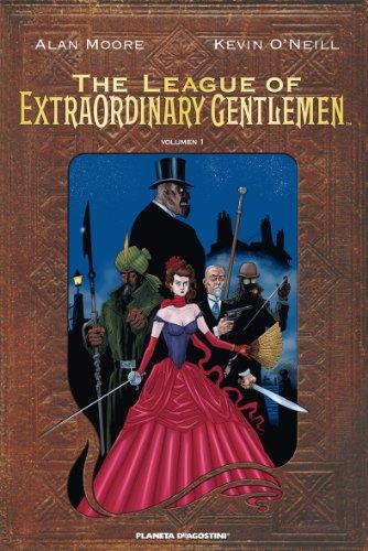 9788467457650: La Liga de los Hombres Extraordinarios, 1