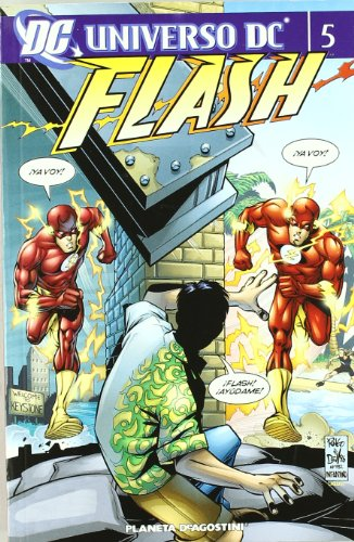 9788467459227: Universo DC: Flash N 5