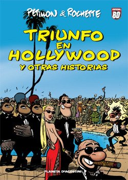 9788467459548: Triunfo en Hollywood