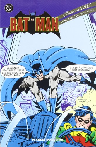 9788467461886: CLASICOS DC: BATMAN nº 04 (DC Cómics)