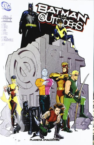 9788467464009: BATMAN Y LOS OUTSIDERS Nº1