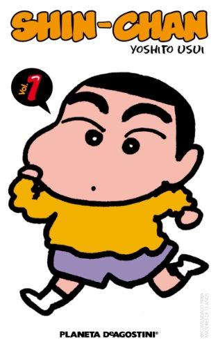 9788467465563: SHIN-CHAN Nº01(9788467465563)
