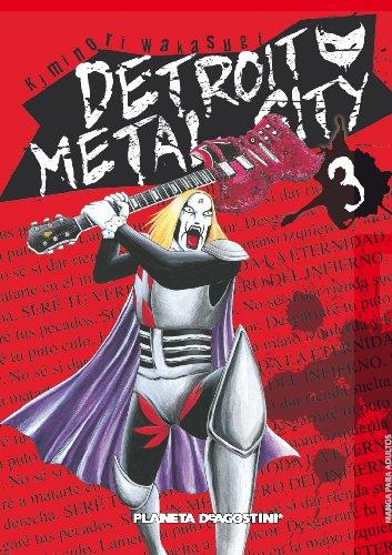 9788467465693: Detroit metal city n?3