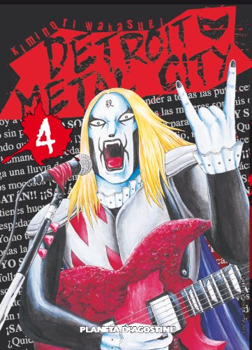 9788467465709: Detroit metal city n� 04