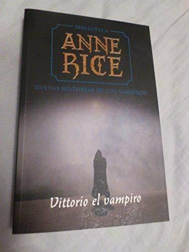 9788467471090: Vittorio. El Vampiro