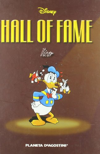 9788467471151: Hall of fame Nº 1: Vicar (DISNEY COMICS NO)