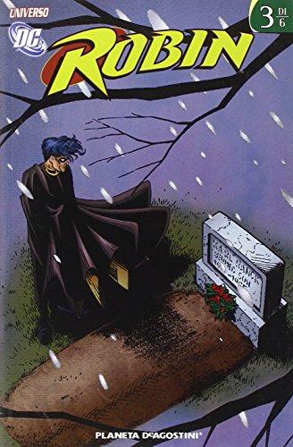 9788467471847: Robin: 3 (Universo DC)