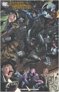 9788467474176: Batman. Gotham underground (DC Comics)