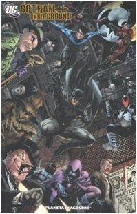 9788467474176: Gotham Underground