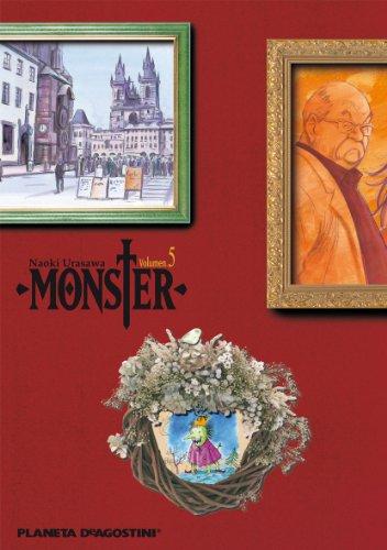 9788467476651: Monster kanzenban 5