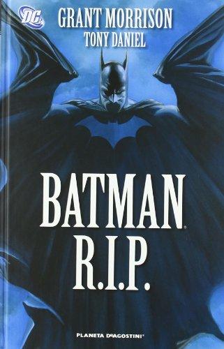 9788467477061: Batman R.I.P