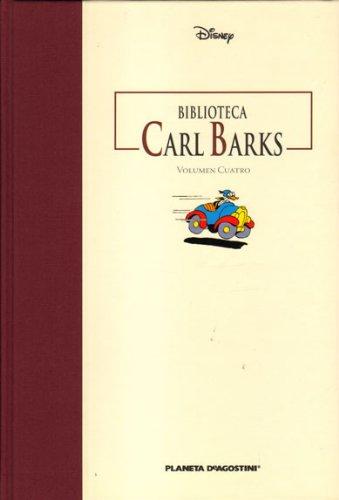 9788467481990: Biblioteca carl barks vol. 4