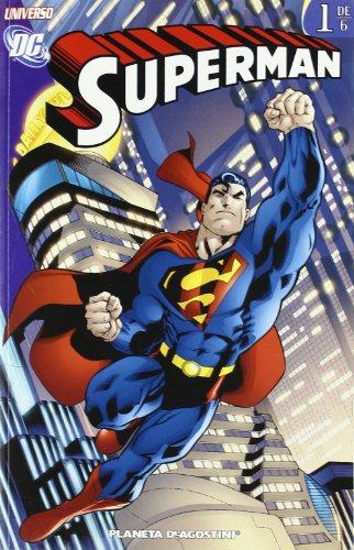 9788467482072: UNIVERSO DC: SUPERMAN Nº1 (DC Cómics)