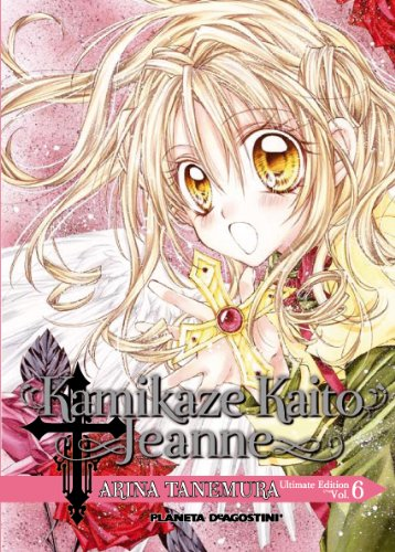 9788467482874: Kamikaze Kaito Jeanne Kanzenban nº 06/06