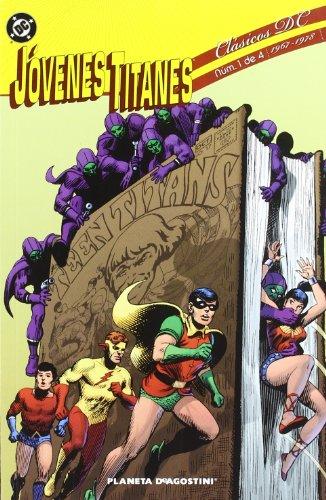 9788467484823: Clasicos DC: Jovenes Titanes 1