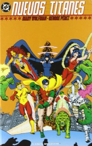 9788467488043: CL. DC: NUEVOS TITANES DE LUJO Nº1 (DC Cómics)