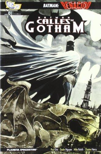 9788467490978: BATMAN CALLES DE GOTHAM CM1