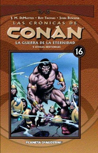 9788467493269: Crónicas de Conan, La guerra de la eternidad
