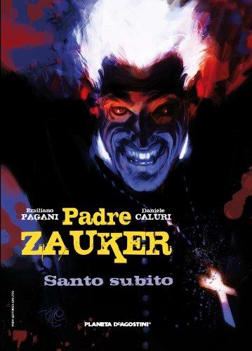 9788467493771: Don Zauker: Santo Subito
