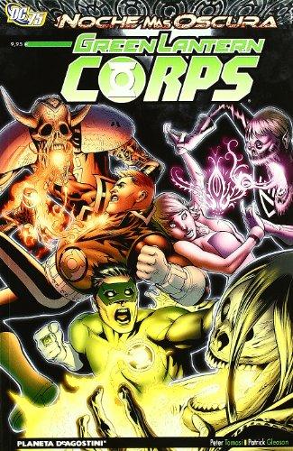 9788467493801: Green Lantern Corps 07: La noche más oscura