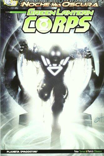 9788467493818: Green Lantern Corps 08: La noche mas oscura