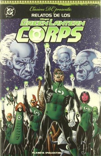 9788467494594: Relatos de los Green Lantern Corps
