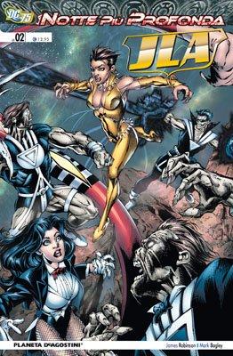 9788467497991: Notte più profonda. Justice League America: 2