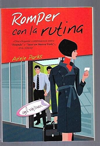9788467498677: Romper Con La Rutina