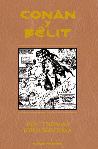 9788467499957: Conan & Belit (Integral) (Conan y Belit)