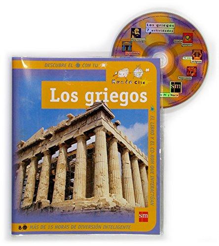 9788467500196: Los Griegos (Mundo clic)