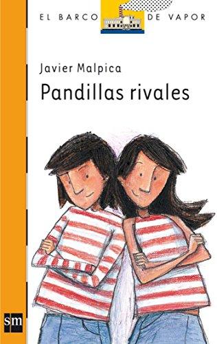 Pandillas Rivales (Paperback): Javier Malpica