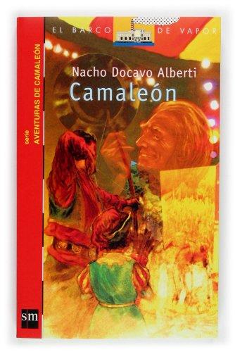 9788467502992: Camaleón (Barco de Vapor Roja)