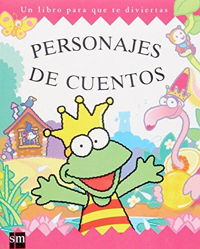 9788467503098: Personajes de cuentos