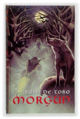 9788467503494: Morgun: lobo magico/ Magical Wolf? (Spanish Edition)