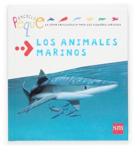 9788467504521: Los animales marinos (Enciclopeque)