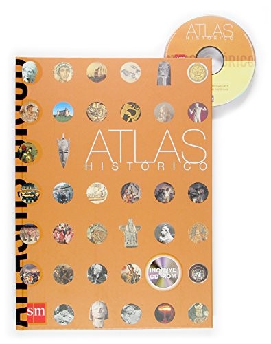 Atlas histórico - 9788467504897: Irene Seco Serra;