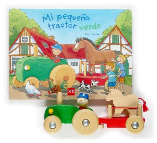 9788467505009: Mi Pequeno Tractor Verde/ My Small Green Tractor (Spanish Edition)