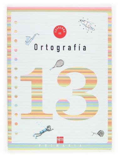9788467505733: Ortografía, 5 y 6 Educación Primaria. Cuaderno 13