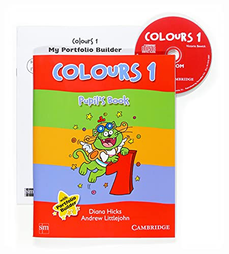 9788467506259: Colours. 1 Primary. Pupil's Book - 9788467506259