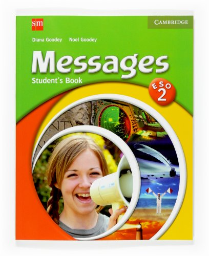 9788467506624: Messages. 2 ESO. Student's Book