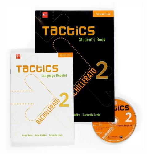 9788467506815: Tactics. 2 Bachillerato. Student¿s Book - 9788467506815