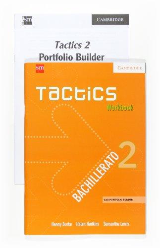 9788467506822: Tactics. 2 Bachillerato. Workbook - 9788467506822