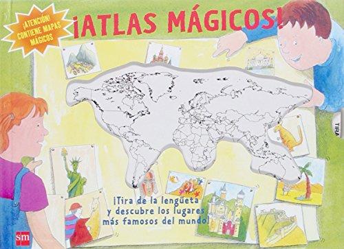 9788467506976: ¡Atlas mágicos! (Ventanas mágicas)