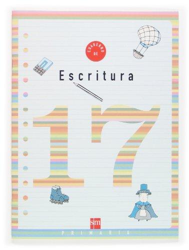 9788467507300: Escritura, 6 Educación Primaria. Cuaderno 17