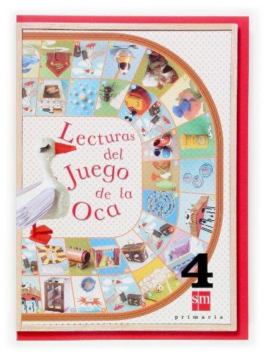 9788467507577: Lecturas del juego de la Oca. 4º primaria