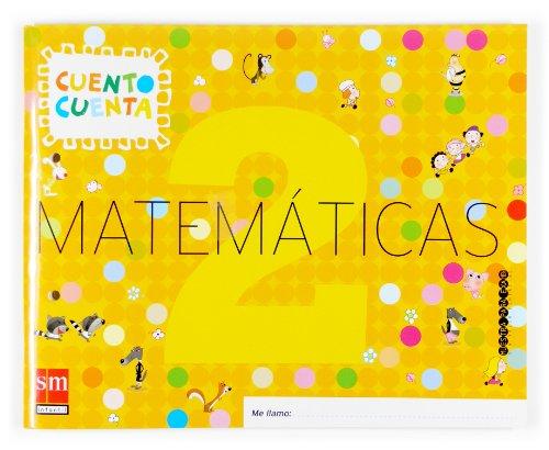 9788467507935: Matemáticas, Cuento cuenta 2. Educación Infantil