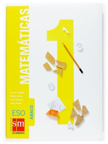 Matematicas abaco 1ºeso: Vizmanos Buelta, José