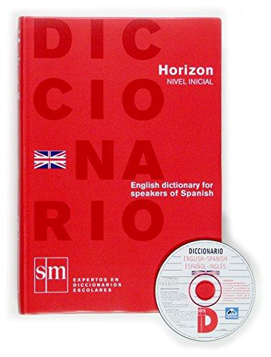 Diccionario Horizon. Inglés. Nivel Inicial.: English dictionary: Ramón Palencia del